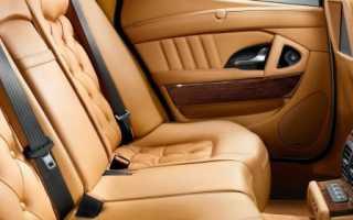 Реставрация кожи в автомобиле своими руками
