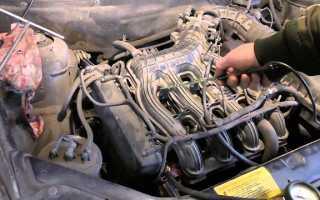 Почему вибрирует двигатель на холостом ходу