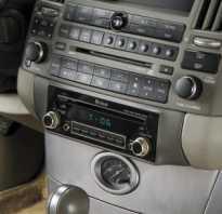 Настройка звука в автомобиле