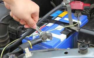 Когда менять автомобильный аккумулятор