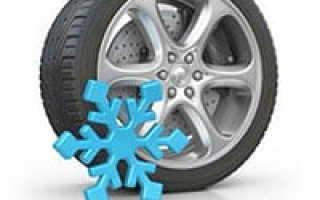 Когда нужно одевать зимние шины