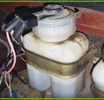 Крышка тормозного бачка ваз 2107