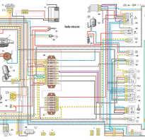 Схема подключения генератора ваз 2121 нива