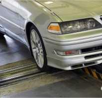 Подготовка автомобиля к техосмотру