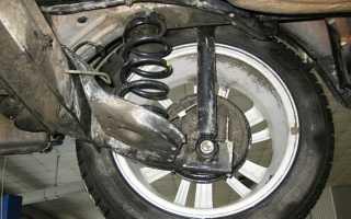Почему стучит колесо при езде