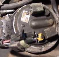 Устройство топливного насоса ваз 2110 инжектор