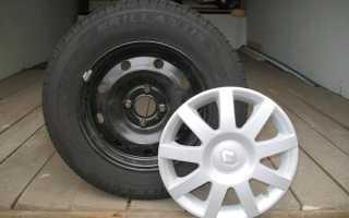 Как установить колпаки на колеса r15