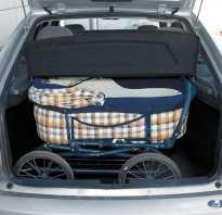 Размер багажника приора хэтчбек в сантиметрах
