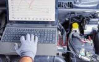 Оборудование для диагностики двигателя автомобиля