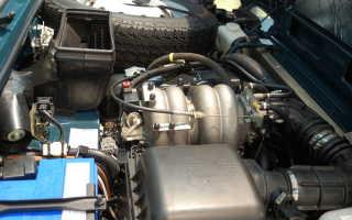 Увеличение мощности мотора нива