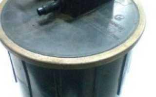 Чистка адсорбера ваз 2114
