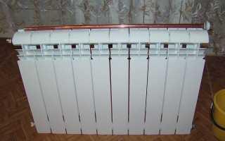 Поставить удлинитель протока для радиаторов you do