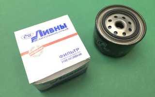 Масляный фильтр на приору от форд фокус