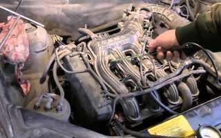 Троит двигатель ваз 21214 инжектор