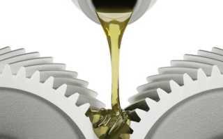 Рекомендуемое трансмиссионное масло для ваз 2107