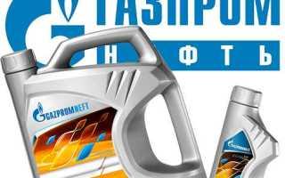 Трансмиссионное масло газпромнефть 75w90 для лада отзывы