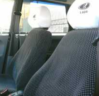 Чехлы на сиденья автомобиля ваз 2110