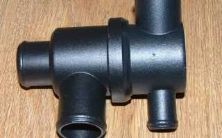 Замена термостата ваз 21099 карбюратор