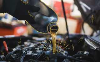 Можно ли промывать двигатель промывочным маслом