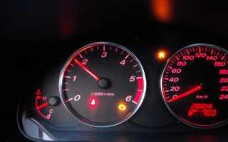 Приора не падают обороты двигателя