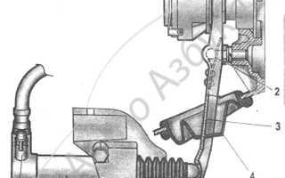 Рабочий цилиндр сцепления нива 21213 цена