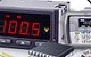 Реле вентилятора ваз 21099 инжектор