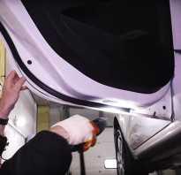 Чем лучше обрабатывать скрытые полости автомобиля