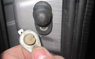 Концевик задней двери шевроле нива