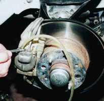 Тормозная система автомобиля ваз 2110