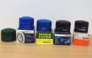 Масляный фильтр ваз 2109 карбюратор цена