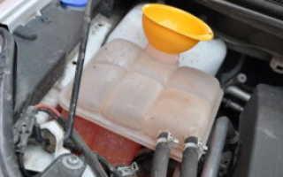 Сколько антифриза в системе охлаждения ваз 2112