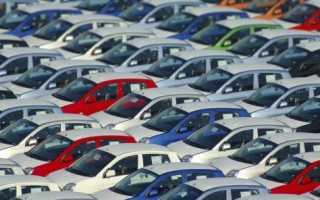 Топ самых покупаемых автомобилей в россии 2017