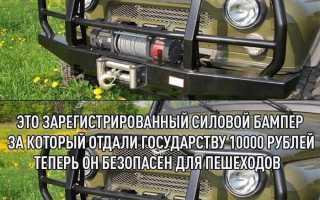 Штраф за посадку автомобиля