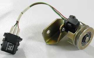 Датчик холла ваз 2110 инжектор 8 клапанов