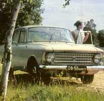 Автомобиль москвич иж 2715 или иж 2717