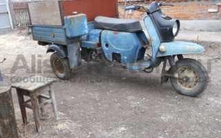 Размер колес на мотороллер муравей