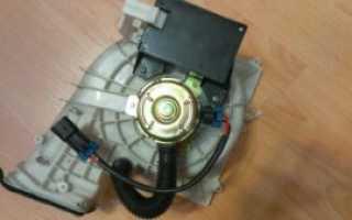 Как проверить вентилятор печки ваз 2110