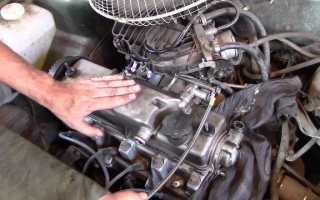 Почему жестко работает двигатель