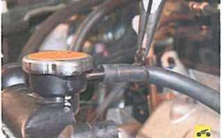 Замена радиатора охлаждения лансер 9