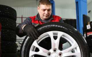 Когда надо переобувать шины