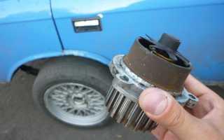Нива шевроле с кондиционером заменить помпу
