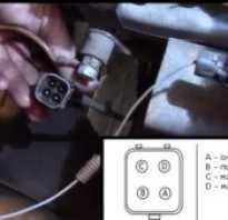 Проверка датчика кислорода приора