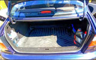 Крючки в багажник автомобиля