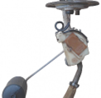 Фильтр в баке ваз 2109 карбюратор