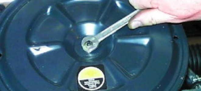 Система вентиляции картера ваз 2109
