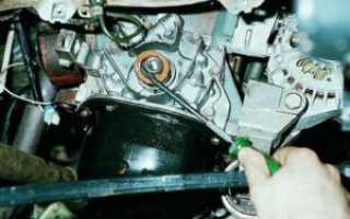 Сальник коленвала передний ваз 2114 8 клапанов