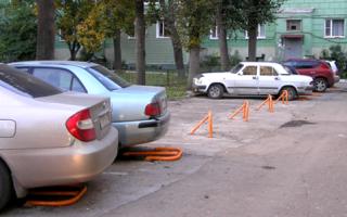 Хранение автомобиля зимой на улице