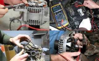 Причины поломки генератора автомобиля