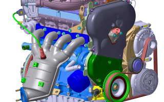 Нива 4х4 новый двигатель