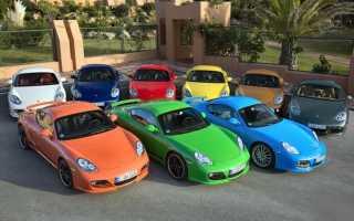Коричневый цвет машины фото
